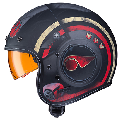 HJC STAR WARS™ IS-5 POE DAMERON HELMET
