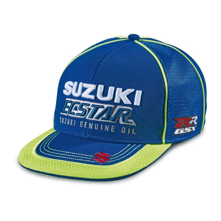 SUZUKI MOTOGP TEAM FLATBILL CAP