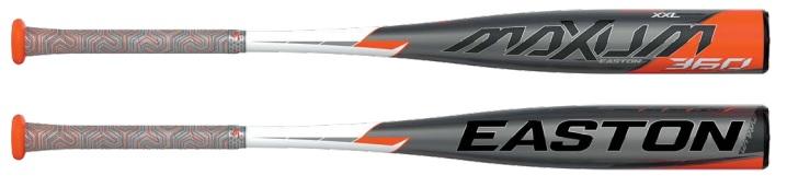 EASTON MAXUM 360 -3 1-PIECE SPEED BALANCED COMPOSITE BB20MX