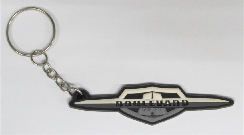 SUZUKI Boulevard Key Chain Keychain