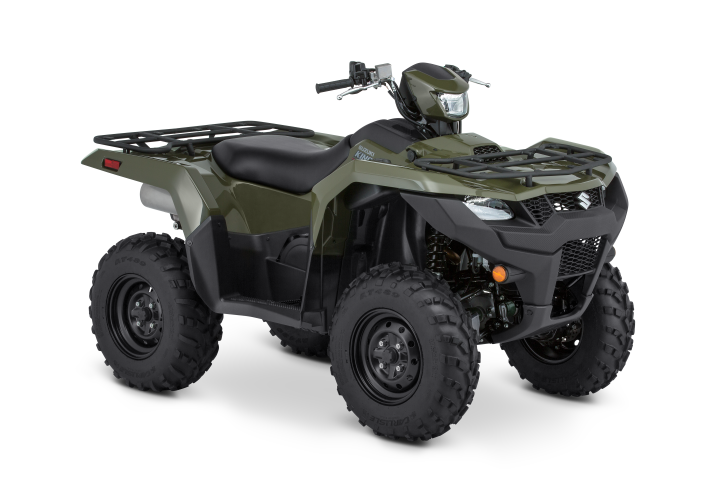 2021 KingQuad 750AXi 4X4 ATV