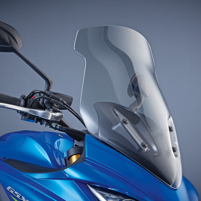 SUZUKI Tall Windscreen GSX-S1000F 2016-18