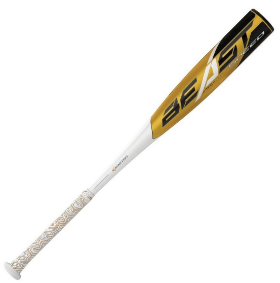 "EASTON USA ONE-PIECE ALUMINUM BAT BEAST SPEED -11 (2 5/8"") YBB19BS11"