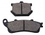 EBC BRAKE PADS FRONT OR REAR 98-04 VL1500 C90 BOSS 2005-15