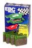 EBC BRAKE SHOES REAR VL800 C50 M50 VZ800
