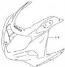 COWLING BODY GSXR 600 2001-05