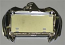 KURYAKYN Swept Eagle License Plate Frame
