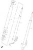 FRONT DAMPER ( FORK ) PARTS VZ800 1997-2003