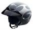 Suzuki Boulevard Flame Half Helmet Matte Finish