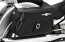 Rigid Mount Deluxe Leather Saddlebags - Classic C50