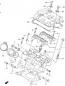 CYLINDER GASKETS SV650 1999-2002