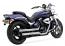VANCE & HINES STRAIGHTSHOTS VL800/C50/M50 VL1500 / C90/T Boulevard