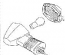 TURN SIGNAL DL650 2004-11