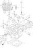 CYLINDER HEAD PARTS DRZ400S 2000-17