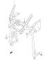 LEG SHIELD BRACE AN650 2003-13