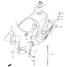 FUEL TANK DR650 2001-14