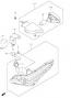 TURNSIGNAL LAMP GSX1300BKK