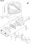 REAR COMBINATION LAMP GSX1300BKK B KING