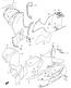 UNDER COWLING GSX1300 HAYABUSA 2008-19