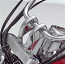 """SHOW CHROME 4"""" TALL TWISTED RISERS VL800 / C50/T ALL YEARS"""