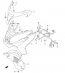 FRONT LEG SHIELD COVER BRACE AN400 2007-11