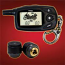 TIREGARD TPMS 2 WHEEL Wireless Tire Pressure Monitor