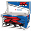 SUZUKI GSX-R OR TEAM SUZUKI M80 RACE SERIES 3 DRAWER TOOL BOX