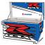 SUZUKI GSX-R OR TEAM SUZUKI M80 RACE SERIES 3 DRAWER TOOL BOX
