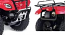 BUMPERS FRONT OR REAR EIGER 400 ALL YEARS  --CLOSEOUT--