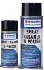 SUZUKI SPRAY CLEANER AND POLISH