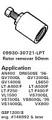 ROTOR REMOVER 50MM LTA400 LTA500 VL1500