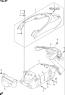 REAR FENDER M50 2013-16