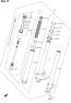 FORK DAMPER REPLACEMENT PART GSXR600 2011-21