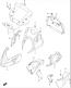 COWLING BODY DL1000 2014-16