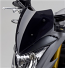 WINDSCREEN GSX-S1000 WINDSHIELD 2016-18