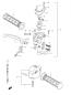 FRONT BRAKE LEVER LT80 2002-06