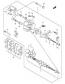 REAR CALIPER AN650 2003-17