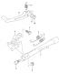 KICK STAND BRAKE PEDAL GSX-S1000 GSX-S1000F 2016-18