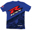 SUZUKI GSX-R BACK STRAIGHT T-SHIRT