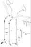 HANDLEBAR MIRROR CABLES RV200 2017-19