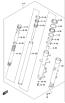 FRONT FORK DAMPER DL650 2017-18