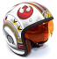 HJC STAR WARS IS-5 X-WING FIGHTER PILOT HELMET