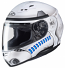 HJC STARWARS CS-R3 STORM TROOPER HELMET