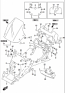 HEADLAMP HOUSING MOUNTING HARDWARE GSX-S1000SA KATANA 2020