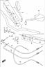 HANDLEBAR MIRROR CABLES GSX-S1000SA KATANA 2020