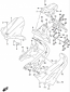 REAR FENDER LOWER GSX-S1000SA KATANA 2020