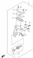 FRONT MASTER CYLINDER GSX-S1000SA KATANA 2020