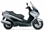 UH200 BURGMAN SCOOTER 2014