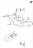 REAR COMBINATION LAMP GSX1300RRQ 2022