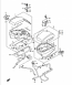 SIDE BAG MOUNTING HARDWARE C90T 2013-19